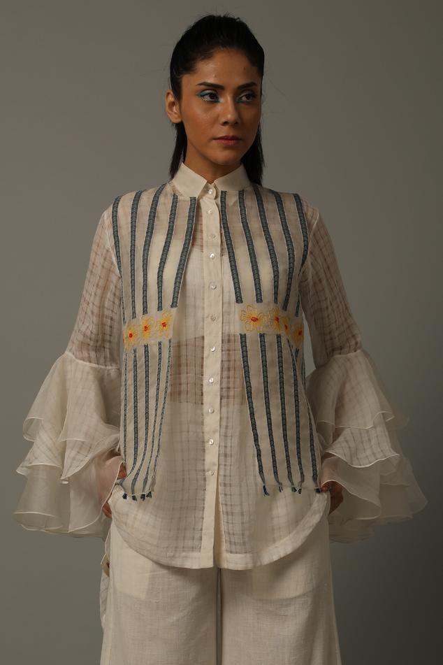 Handwoven Silk Jacket