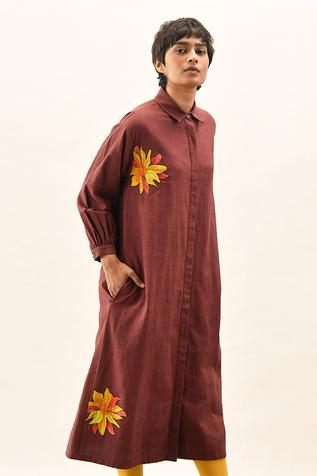 Handloom Cotton Hope Dress