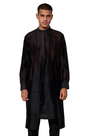 Layered Kurta Set