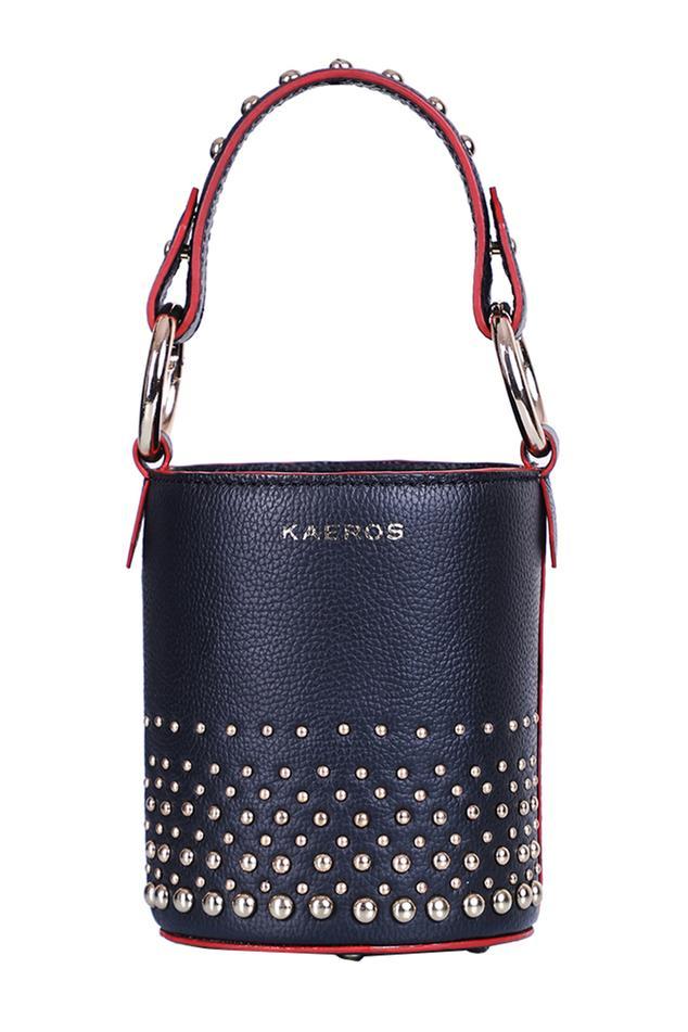 Embellished Bucket Sling Bag