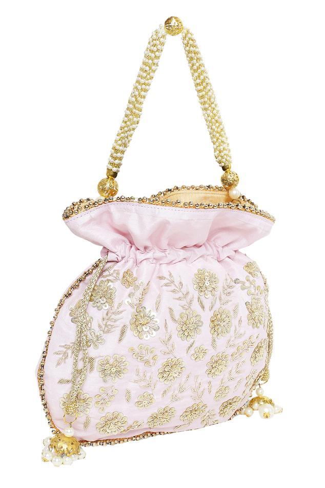 Hand Embroidered Potli Bag