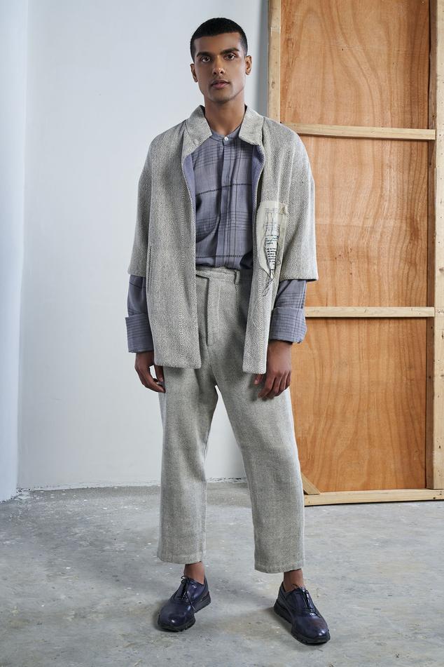 Woven Organic Cotton Pant