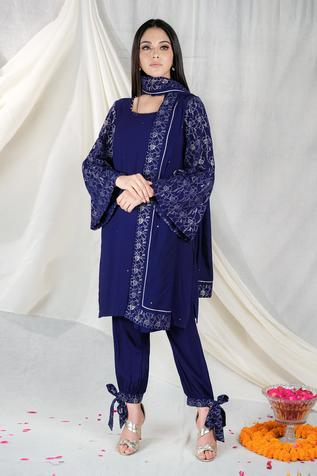 Gul Embroidered Kurta Set