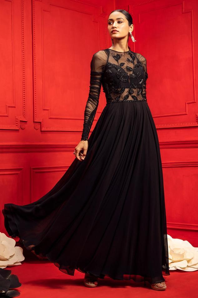 Myra Anarkali Gown