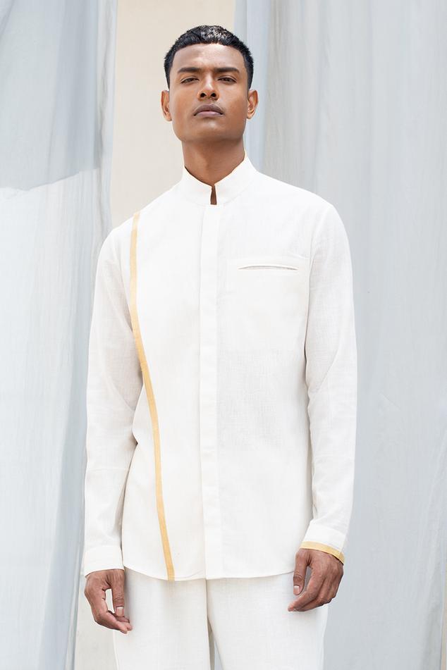 Handwoven Cotton Shirt