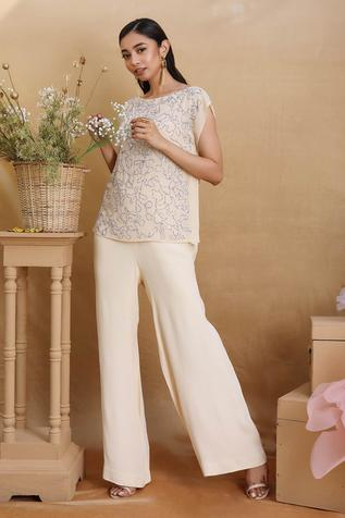 Straight-Fit Pant