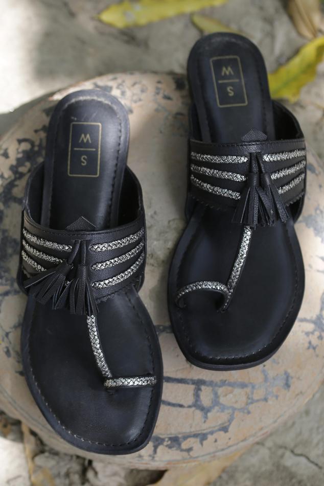 Nisha Kolhapuri Sandals