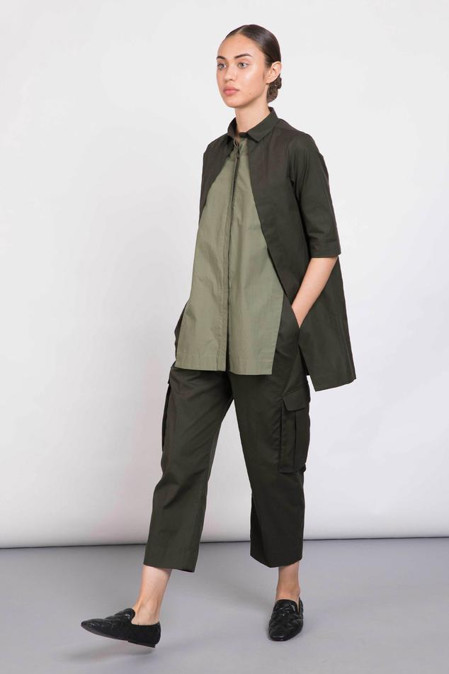 Layered Shirt