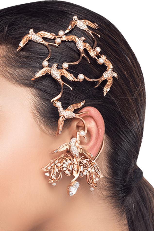 Lophorina Couture Ear Cuff