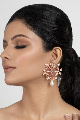 Handcrafted Statement Earrings