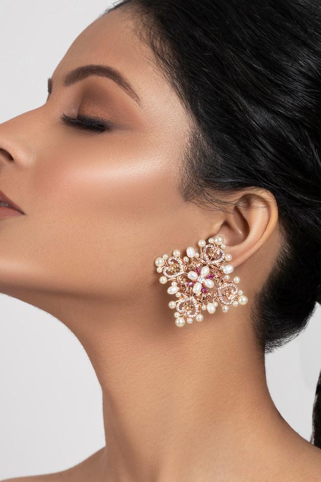 Estere Statement Earrings