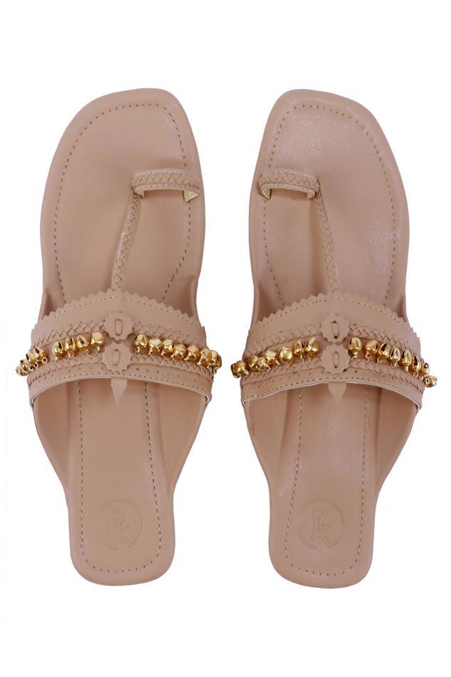 Ghunghroo Kolhapuri Sandals