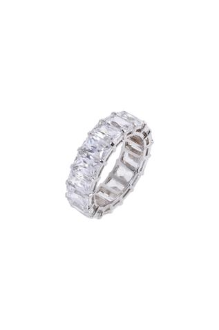 Eternity Stone Ring