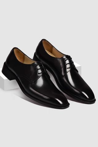 Hand Painted Derby Shoes