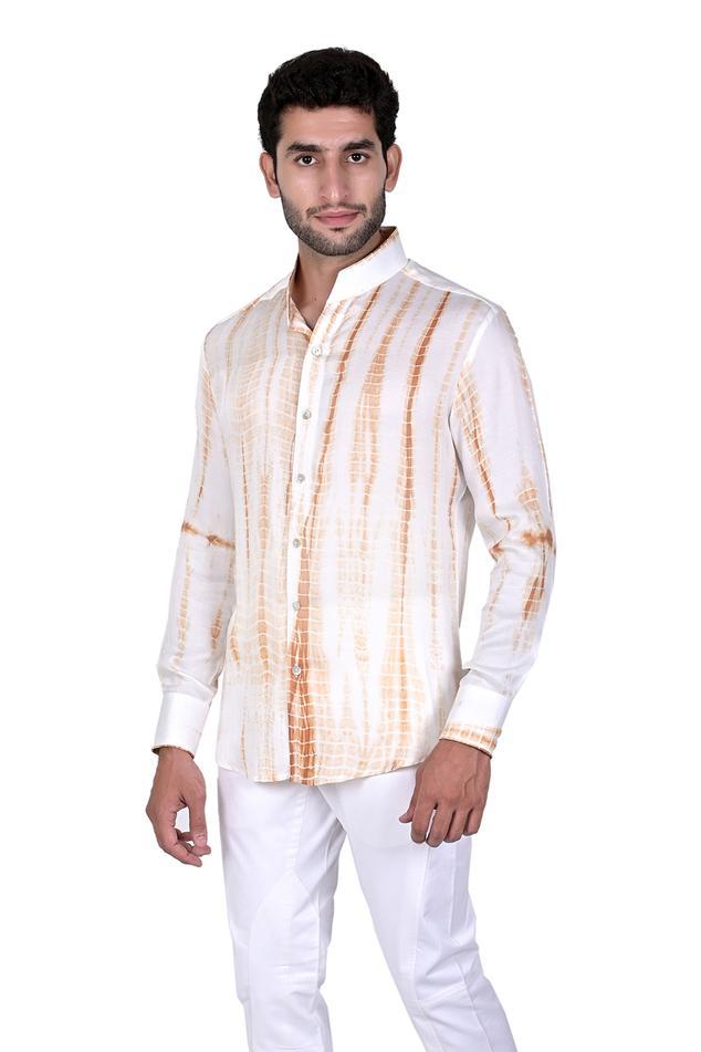 Silk Dyed Shirt