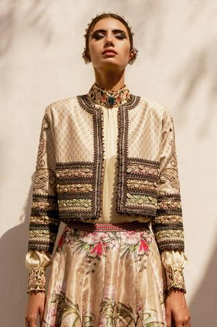 Countess Embroidered Blouse