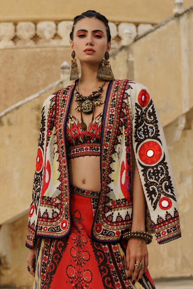 Madina Jacket