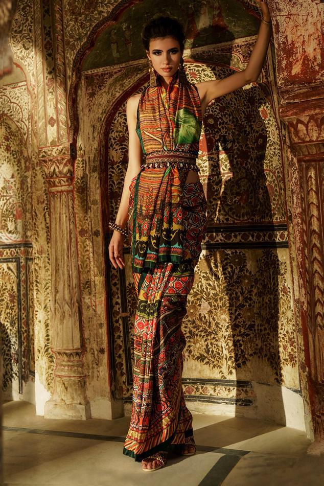 Sakina Silk Saree