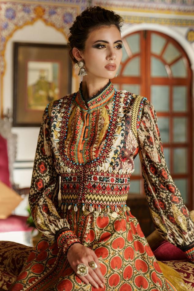 Shahnoza Waistcoat