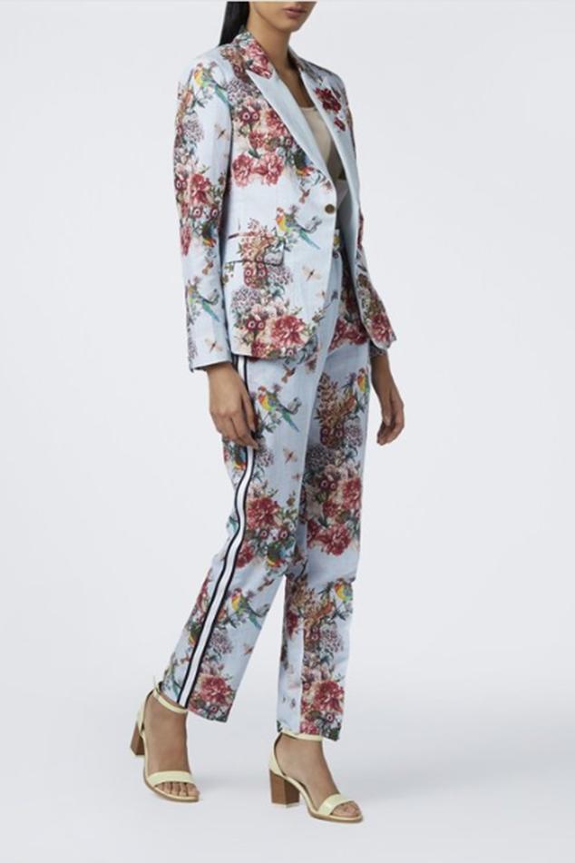 Cotton Linen Trouser