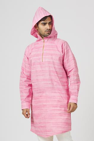 Hooded Kurta