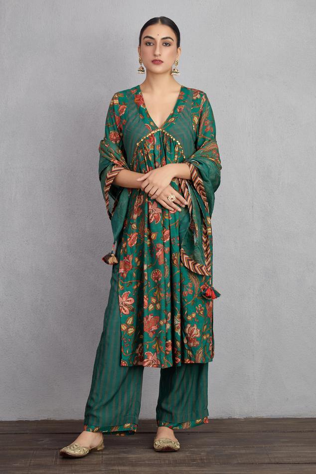 Sheesham Aafiya Kurta Set