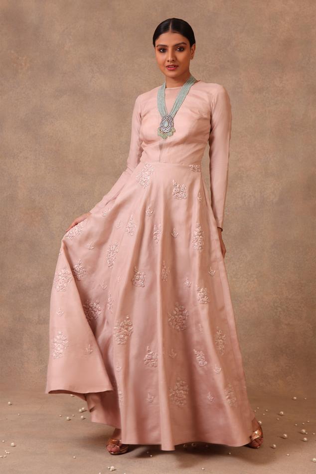 Silk Organza Gown
