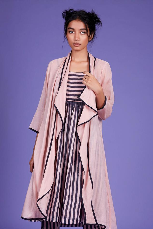 Handwoven Long Jacket