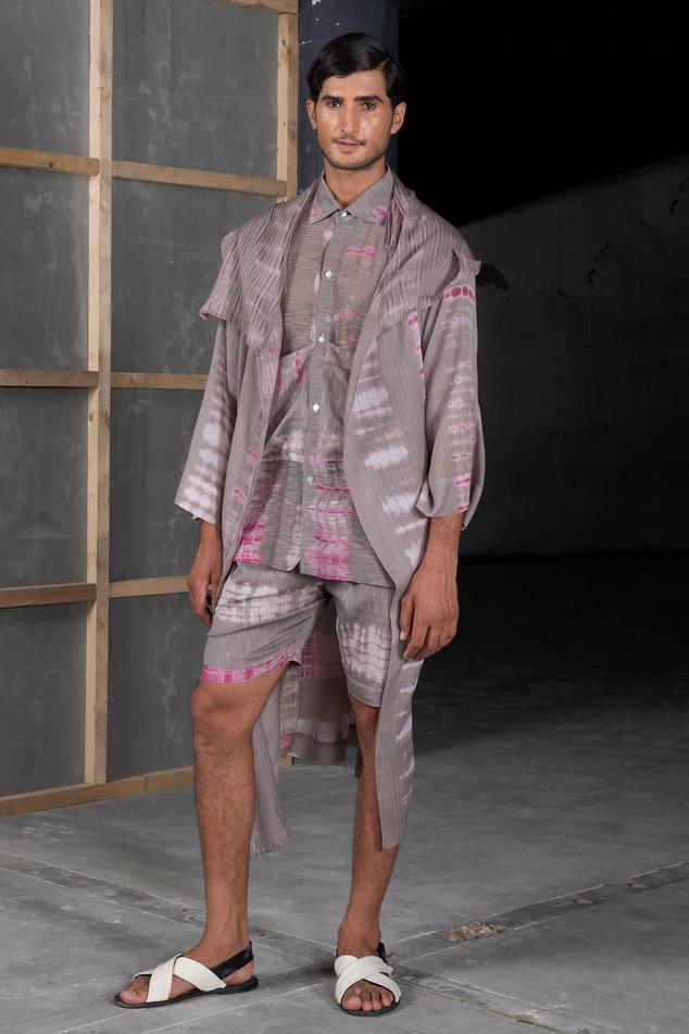 Tie & Dye Shorts