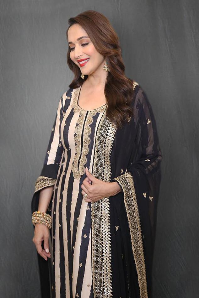 Silk Chanderi Kurta with Dupatta