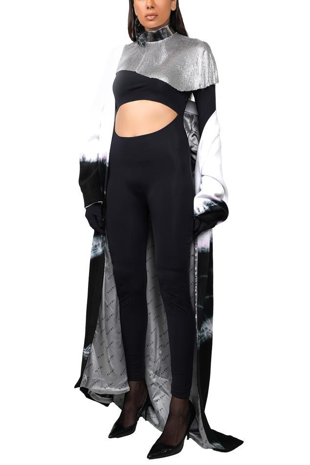Cutout Jumpsuit
