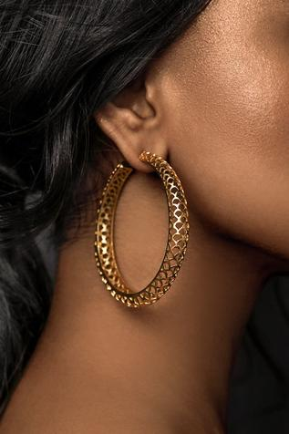 Cutwork Hoops