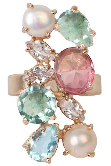 Statement Crystal Ring