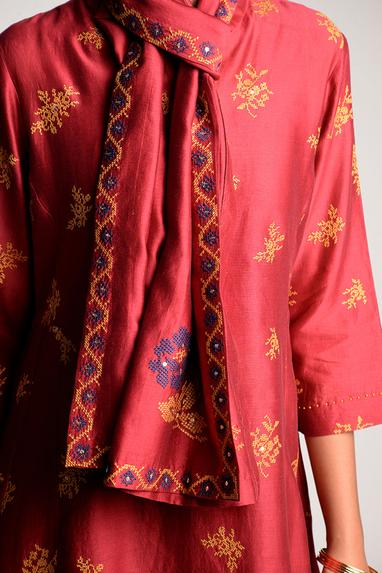 Embroidered Stole