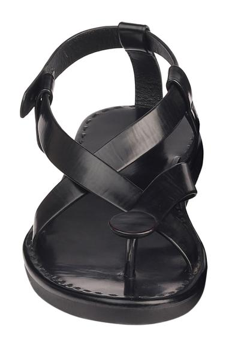 Handmade Cross Strap Sandals