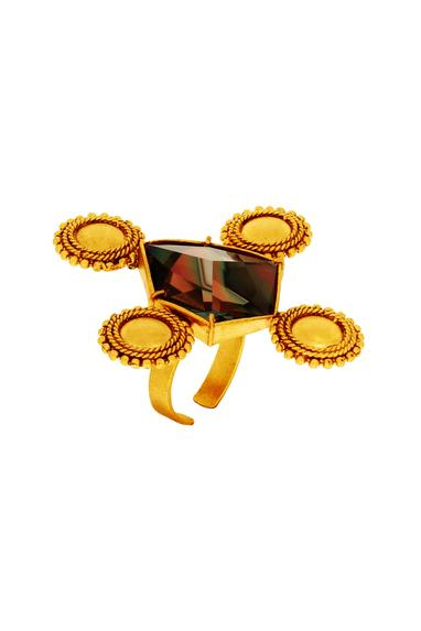 Suhani Pittie unsung tribal circular ring