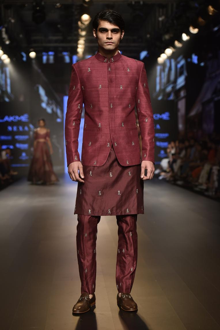 Embellished Nehru Jacket