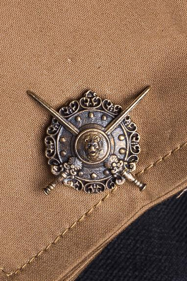 Antique Shield Cufflinks
