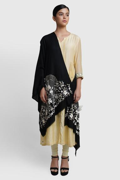 Pashmina Embroidered Stole