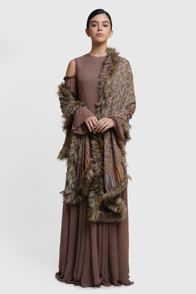 Cashmere Printed Stole