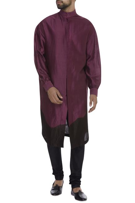 Dual Shaded Casual Kurta