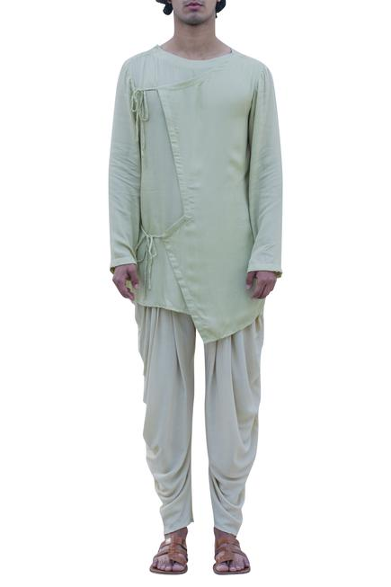 Tie Up Short Kurta