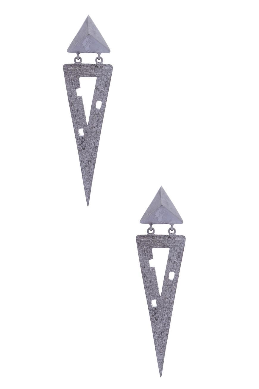 Textured Geometric Danglers