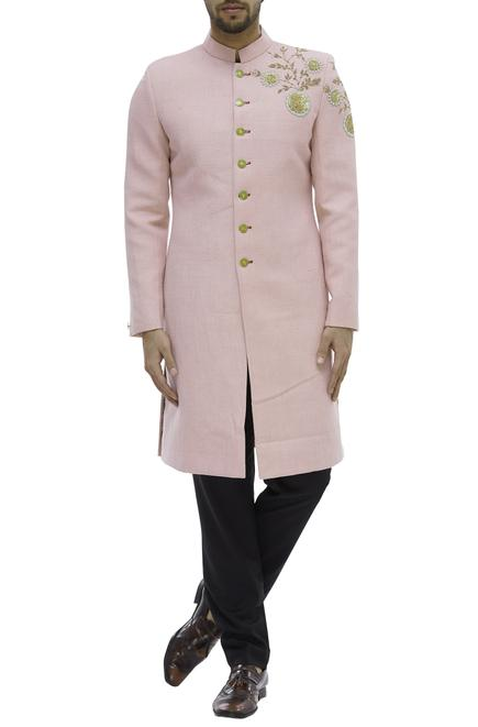 Button Down Sherwani