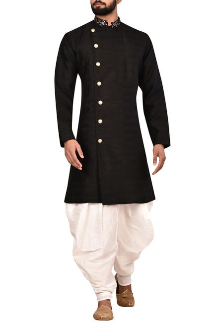 Silk Kurta Pant Set