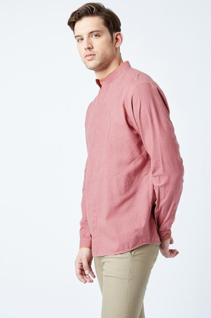 Handloom Cotton Shirt