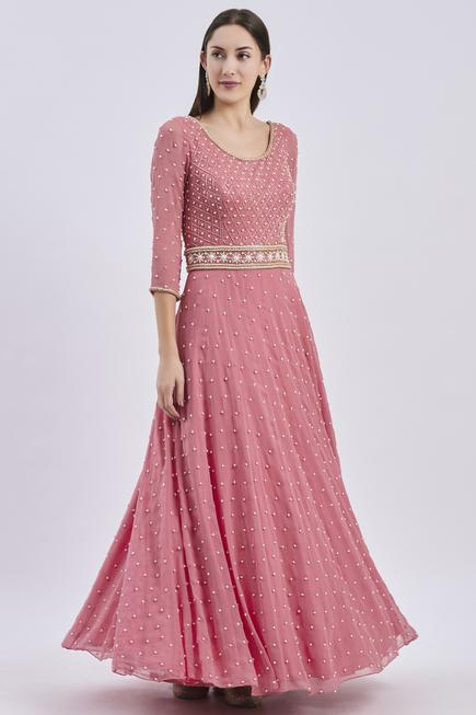 Embellished Anarkali