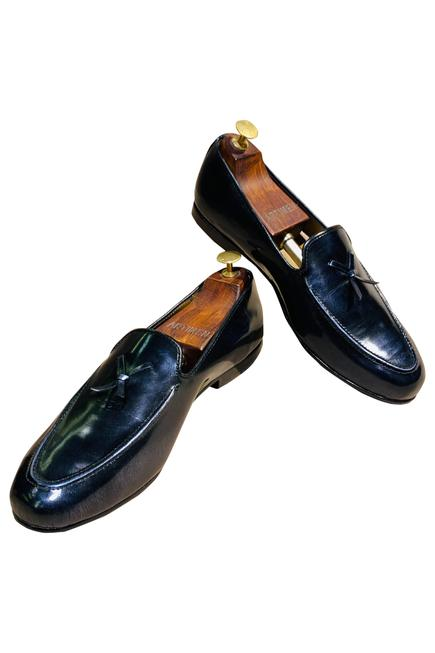 Cross Bow Loafers