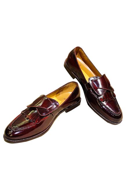 Fringe Loafers