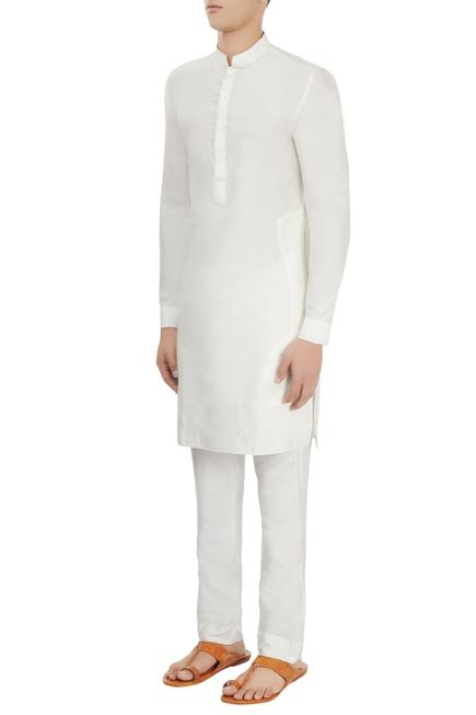 Button Down Kurta